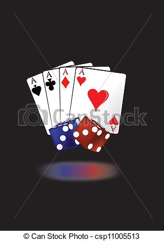 Card clipart rummy Art Images  casino games