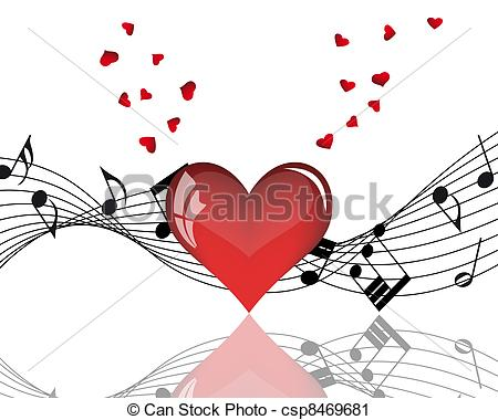 Card clipart st valentine Abstract Valentine's day Art Vector