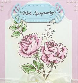 Rose clipart sympathy flower #7