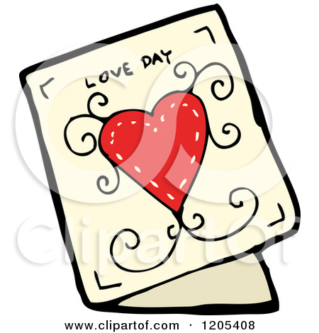 Cards clipart greeting card Valentines Day Clipart happy Card
