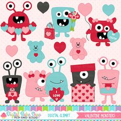 Card clipart valentine cookie For valentine's and day Art