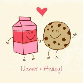 Card clipart valentine cookie Sweet Cookie about liebt //