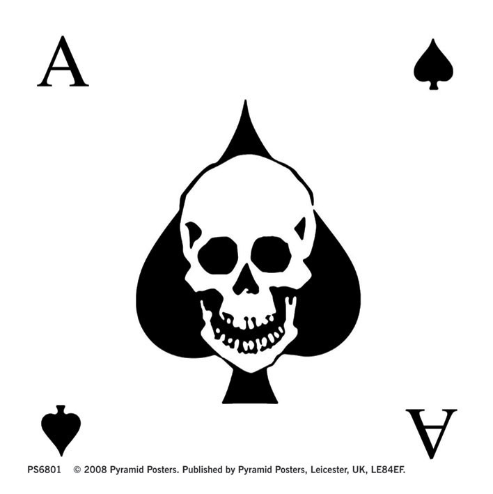 Cards clipart ace spades ClipArt Of Best Ace clipart