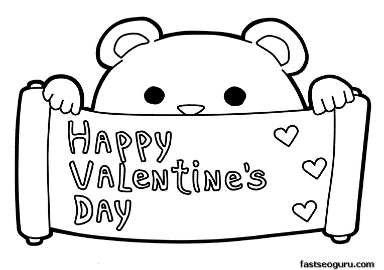 Cards clipart color Day Cards Valentines Printable Art
