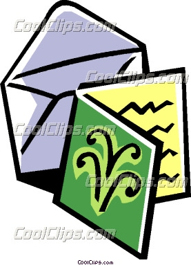Cards clipart greeting card Greeting card Clipart card envelope