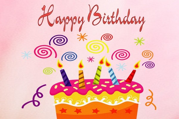 Classy clipart happy birthday Happy Images Greetings Clipart with