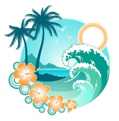 Caribbean clipart tropical climate Clipart Clipart Panda seawater%20clipart Images