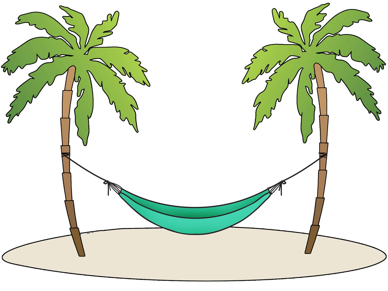 Caribbean clipart parade Hammock Caribbean Beach cliparts Clipart