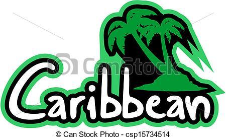 Caribbean clipart parade Beach Vector caribbean of Caribbean