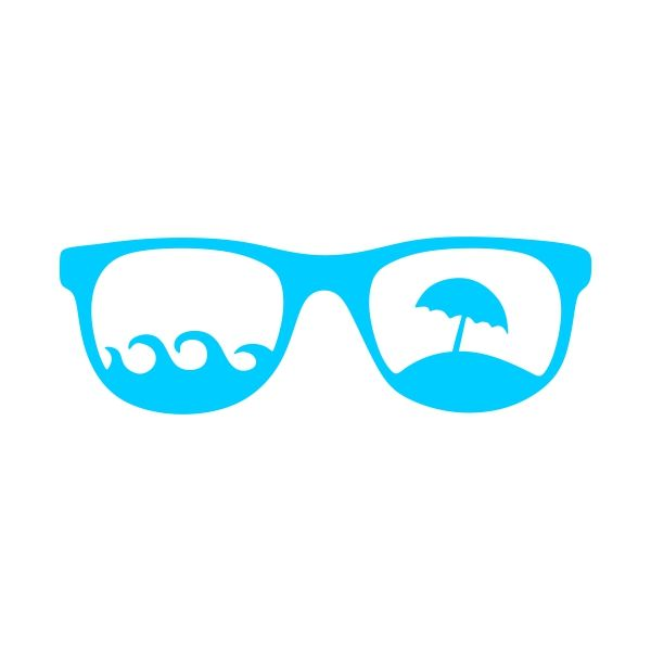 Bikini clipart beach sunglass Pinterest clipart Sunglasses Design on