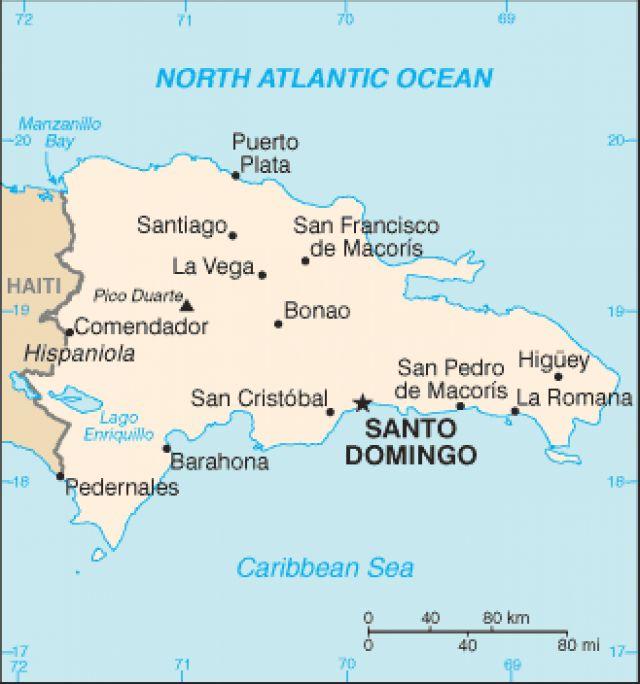Caribbean clipart dominican republic Dominican hotel+jaragua+ciudad+trujillo+dominican+republic+1950s Dominikanische republic on
