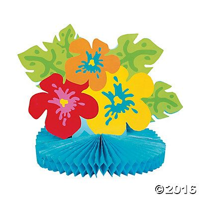Caribbean clipart flower decoration Party 41 adds about tissue