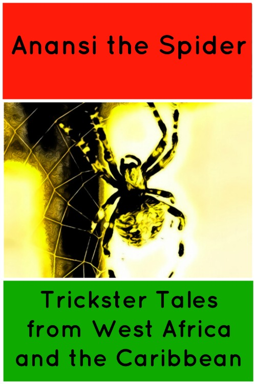 Caribbean clipart story setting Africa Anansi Spider Stories: Trickster