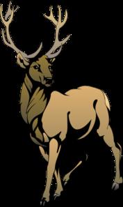Caribou clipart #11