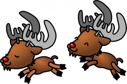 Caribou clipart #13