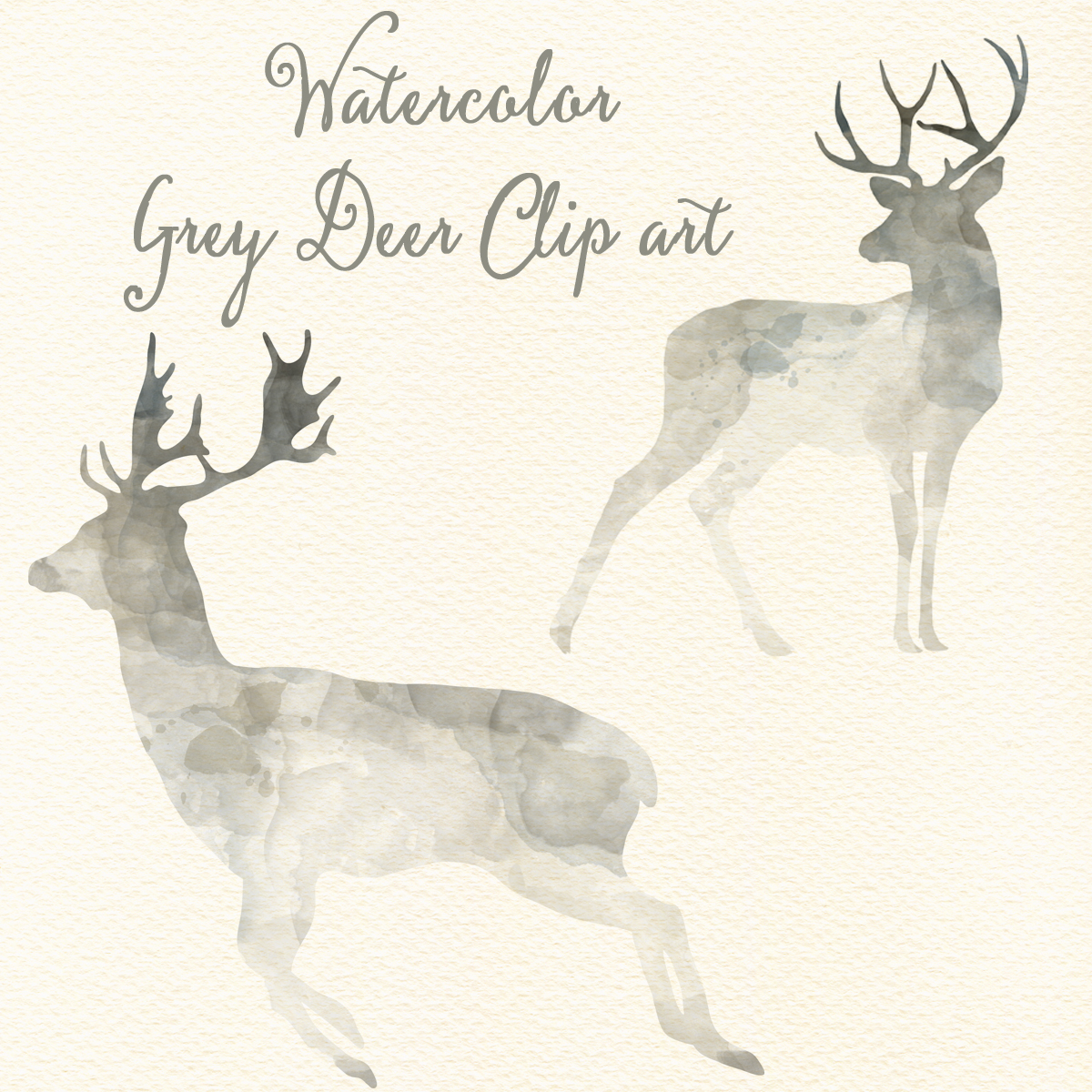 Caribou clipart animal Christmas Clipart Reindeer Deer