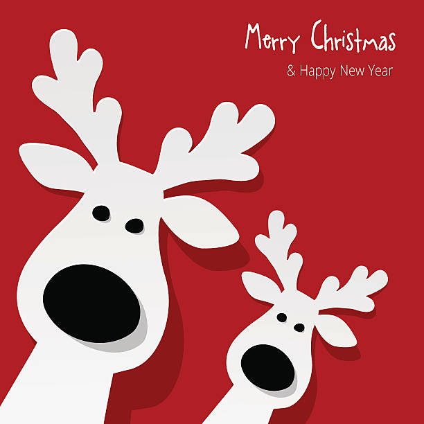 Caribou clipart cute christmas animal Top Image Free Caribou Clipart
