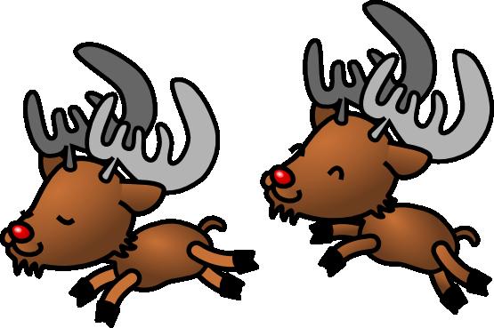 Caribou clipart cute christmas animal Animal colouringbook 555px Caribou Raindeer