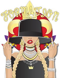 Caricature clipart beyonce Art th3artgoon Music submission gracious