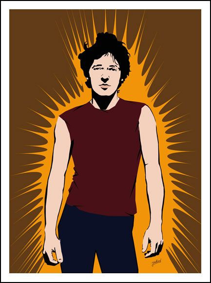 Caricature clipart bruce springsteen And Pin 11 this about