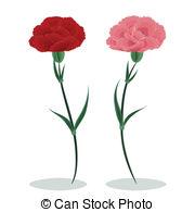 Carnation clipart pink carnation Clip Carnation Images Art Carnation