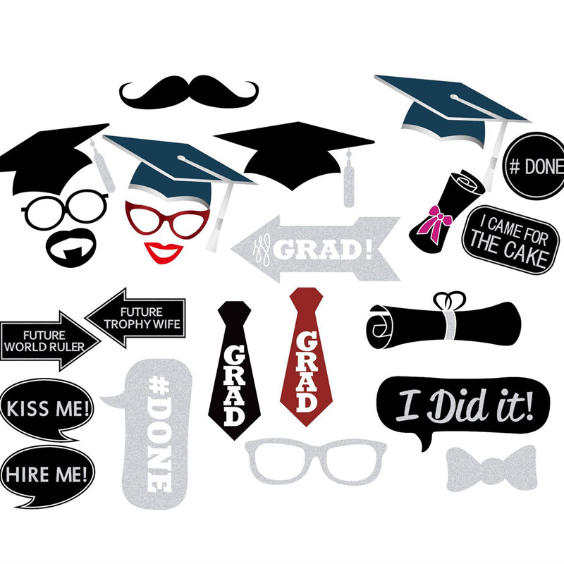 Carneval clipart ceremony Silver graduation  Booths P