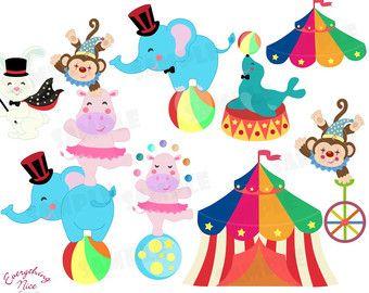 Carneval clipart circus animal Pinterest Google best på animals