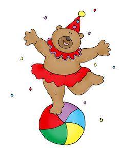 Carneval clipart circus bear Clipart Circus Circus Bear Clipart
