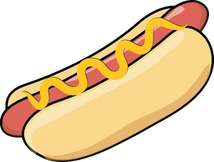 Carneval clipart hot dog Clipart Hot hot Free collection