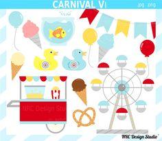 Carneval clipart setting NRCDesignStudio Carnival Carnival cliparts Tent
