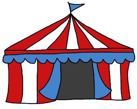 Carneval clipart tent sale Of 440x348 Tent tents 19KB
