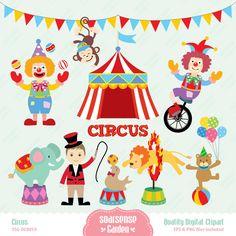Carneval clipart tent sale CLIP  carnival Clipart Art
