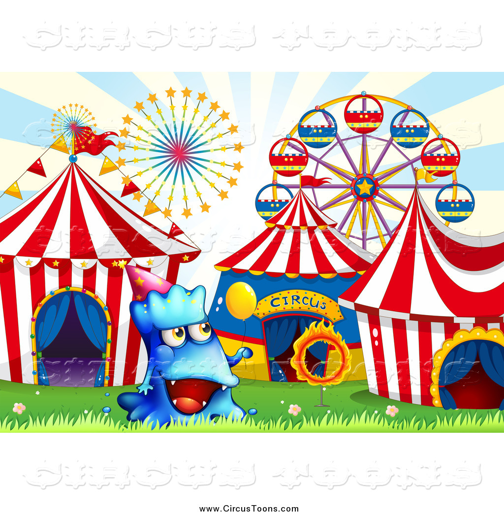 Carneval clipart Clipart carnival monster free a