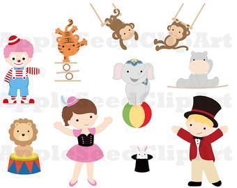 Carousel clipart kids carnival Circus Cute Download clipart Kids