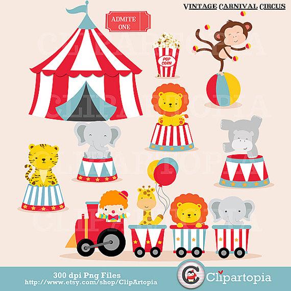 Tigres clipart carnival #6