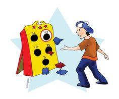 Carneval clipart bean bag toss Toss Clipart  Bag Bean