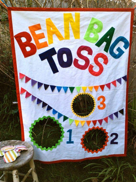 Carneval clipart bean bag toss Rainbow Pinterest on ideas with