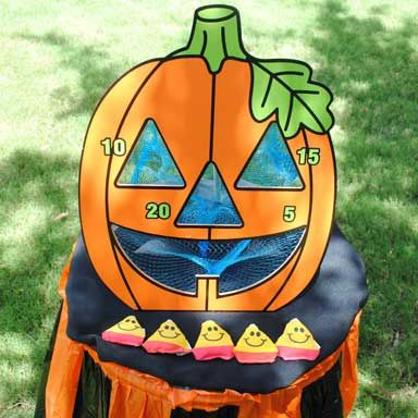 Carneval clipart bean bag toss Pumpkin 95 Pumpkins and $13