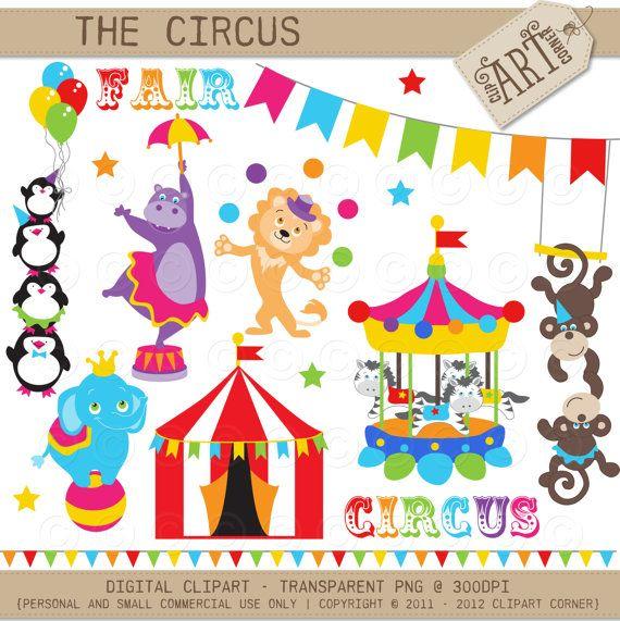 Carneval clipart circus animal Fair Clip Pinterest on best