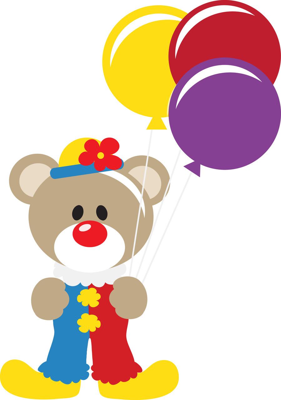 Carneval clipart circus bear SVG Яндекс Pinterest Bear CIRCO