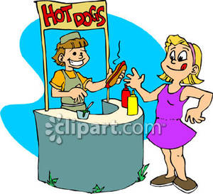 Football clipart concession stand Stand collection free Concession Clip