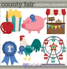 Ride clipart country fair Art fair County wheel Personal