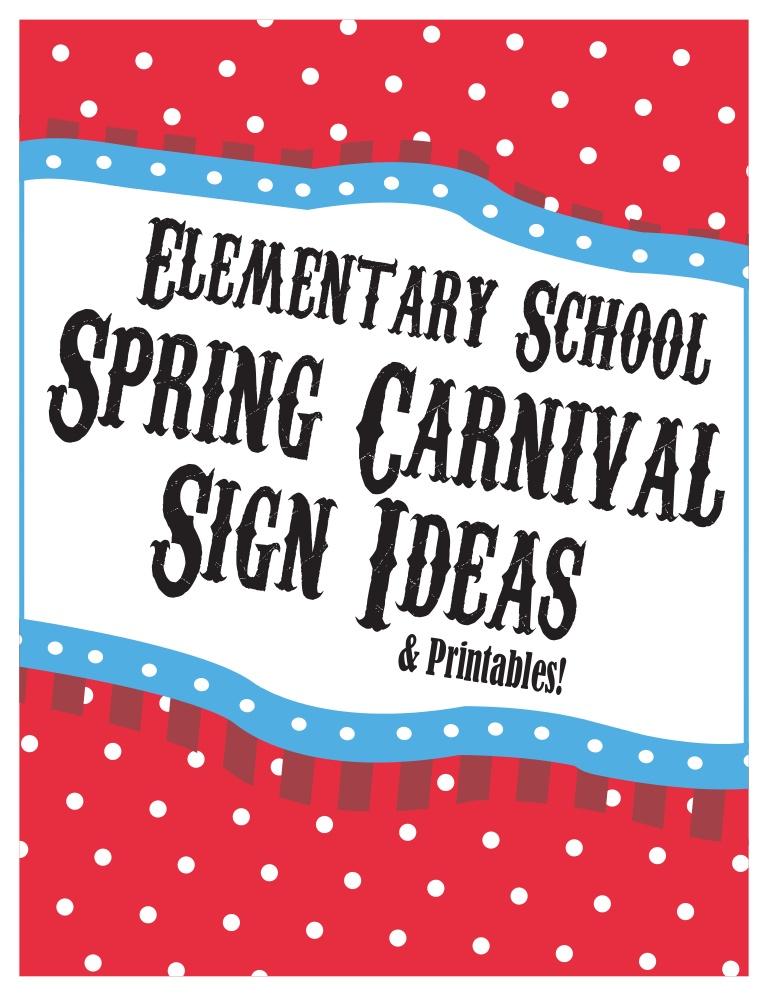 Carnival clipart elementary school Ideas Elementary Printables & Carnival