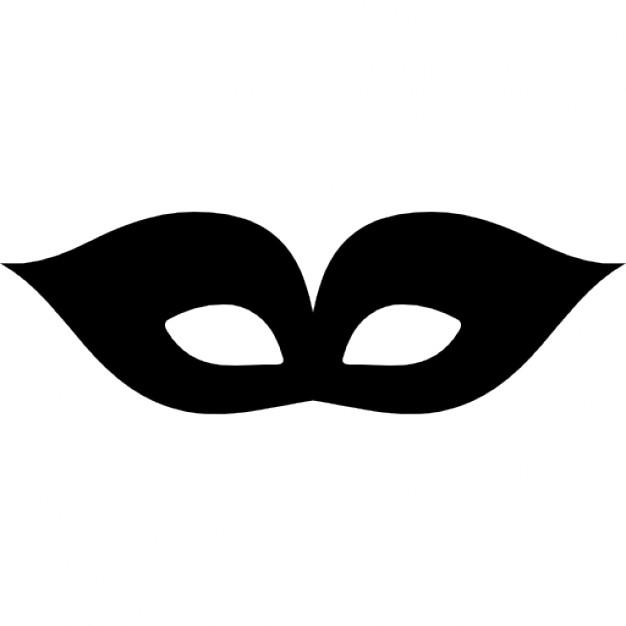 Carnival clipart eye mask Eyes black Free black Carnival