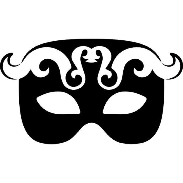Carnival clipart eye mask Carnival Free Download with white