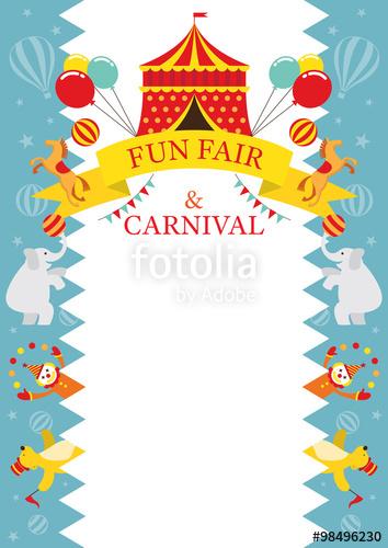 Carnival clipart fun park Fun Fair  Circus Park