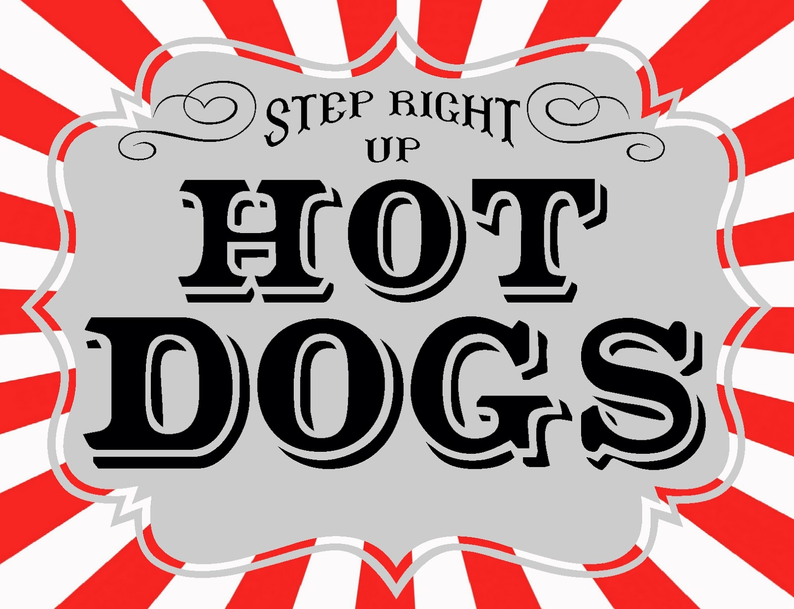 Carneval clipart hot dog Hot and Circus and corn