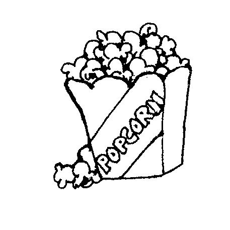 Carneval clipart popcorn bucket Popcorn clipart Free popcorn clipart