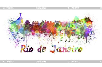 Rio De Janeiro clipart Rio Rio with CLIPARTO Vektor