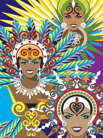 Carneval clipart brazil carnival Carnival costumes Carnival Women for